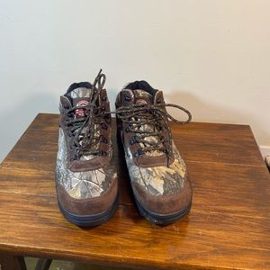 Brahma Camo Work Boots Water Proof Size 9